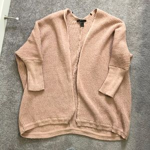 Forever 21 batwing sweater